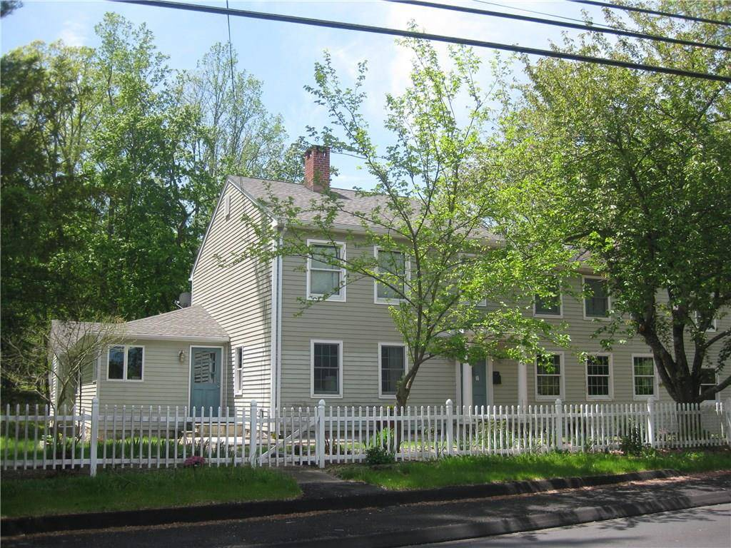 Single Family Home Rented in Norwalk CT 06850. Old colonial house near waterfront with 2 car garage.