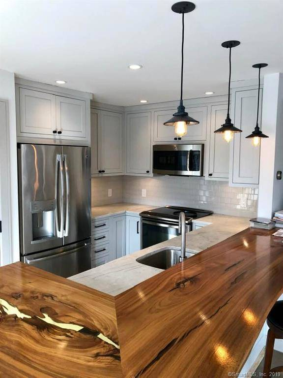 Condo Home Sold in Greenwich CT 06870.  townhouse near waterfront.