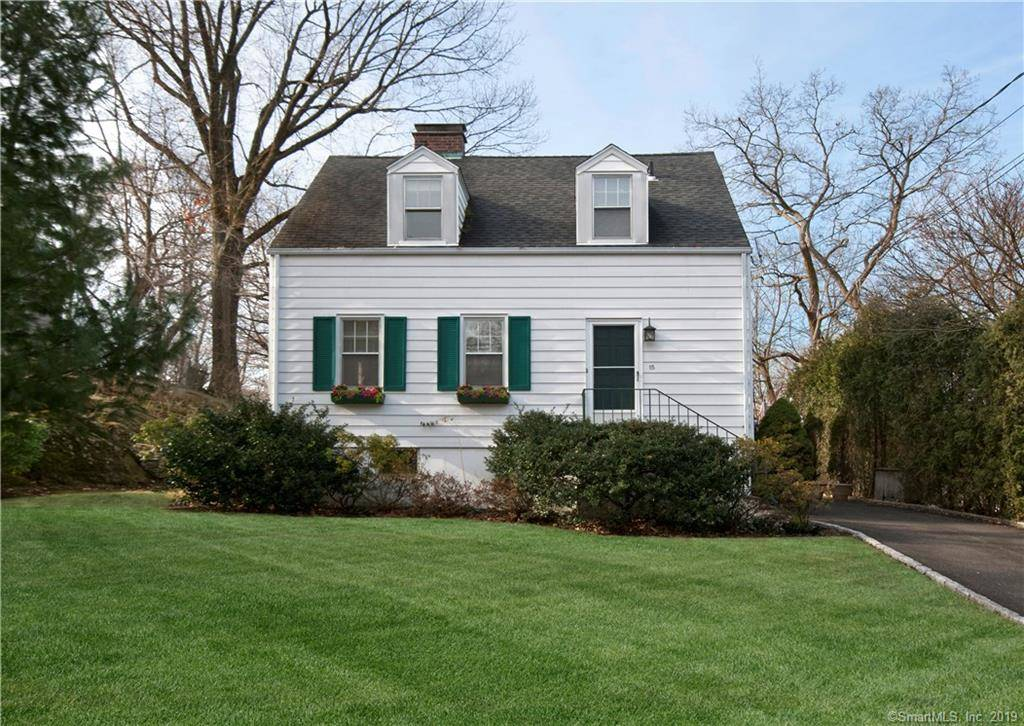 Single Family Home Rented in Greenwich CT 06807.  cape cod house near waterfront.