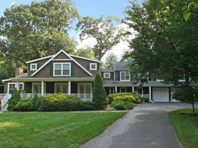 Single Family Home Sold in Westport CT 06880. Old  farm house near waterfront with swimming pool and 2 car garage.