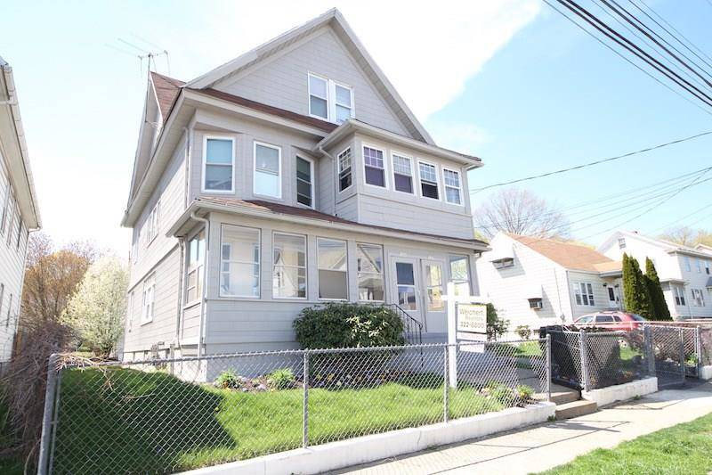 Multi Family Home Sold in Bridgeport CT 06610. Old  house near beach side waterfront.