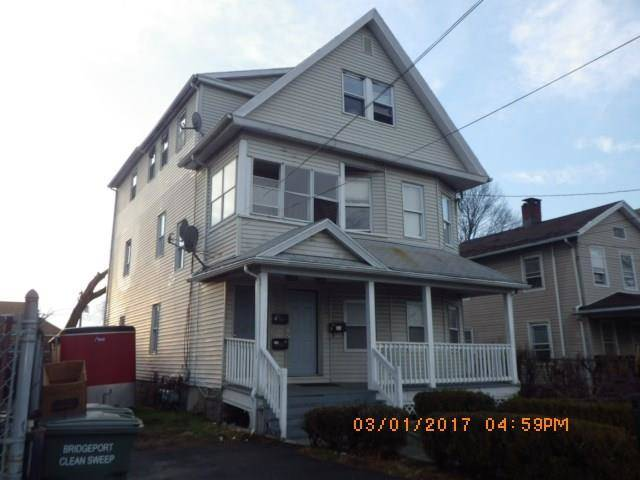 Foreclosure: Multi Family Home Sold in Bridgeport CT 06607. Old  house near waterfront with 2 car garage.