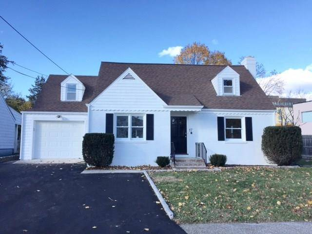 Single Family Home Sold in Stamford CT 06905. Colonial house near waterfront with 1 car garage.