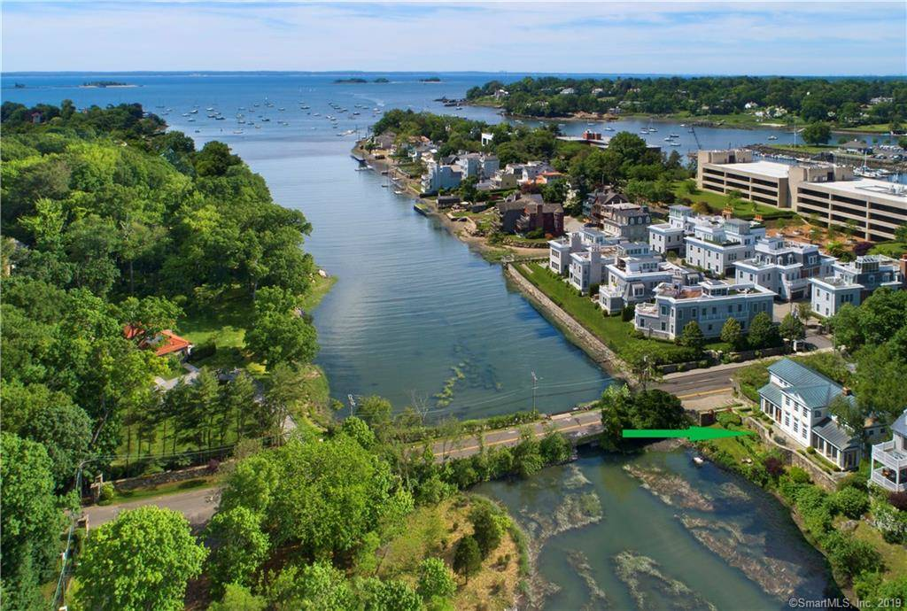 Luxury Single Family Home Sold in Greenwich CT 06830.  house near waterfront with 3 car garage.