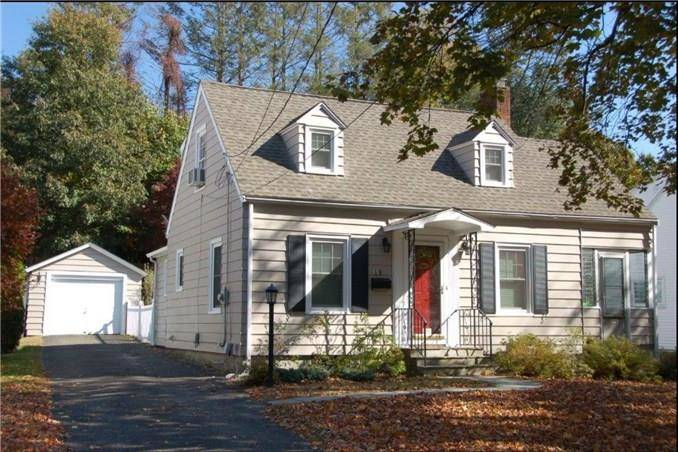 Single Family Home Sold in Danbury CT 06810. Old  cape cod house near waterfront with 1 car garage.