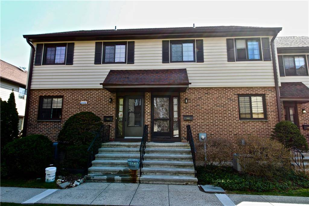 Condo Home Sold in Stamford CT 06902.  townhouse near beach side waterfront with swimming pool and 1 car garage.