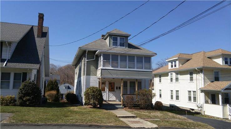 Multi Family Home Sold in Shelton CT 06484. Old  house near waterfront with 2 car garage.