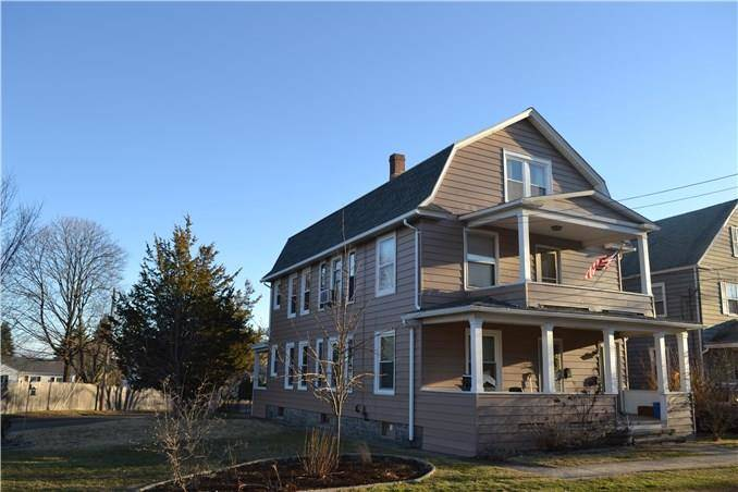 Multi Family Home Sold in Fairfield CT 06825. Old  house near beach side waterfront.