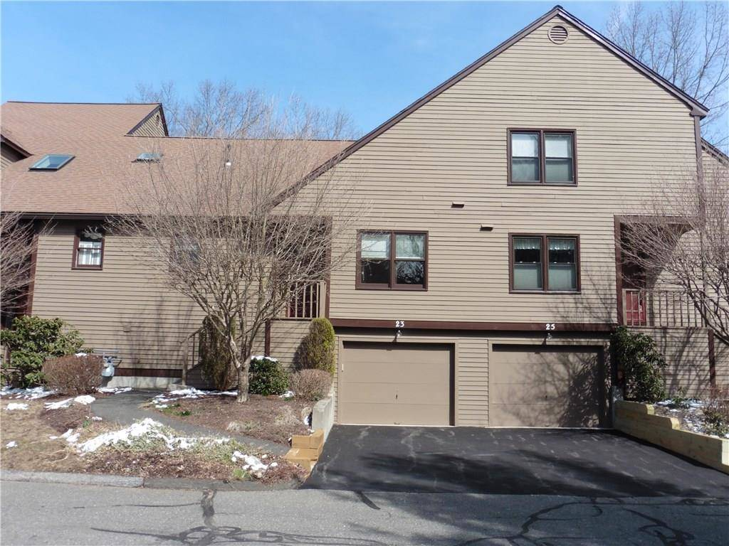 Condo Home Sold in Monroe CT 06468.  townhouse near waterfront with swimming pool and 2 car garage.