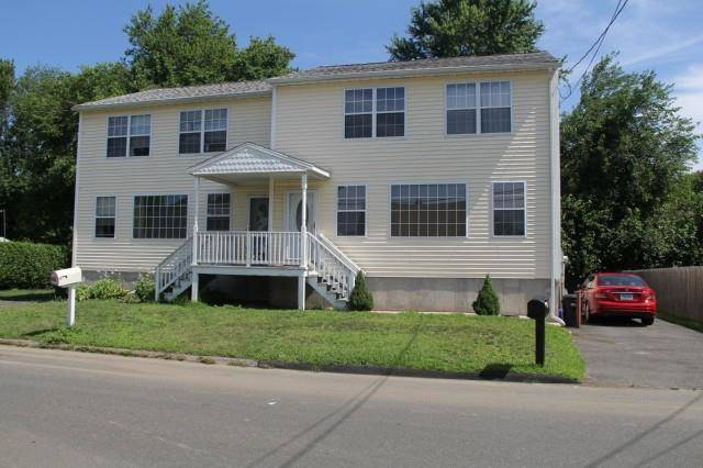 Short Sale: Single Family Home Sold in Stratford CT 06615.  house near waterfront.
