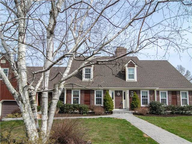 Single Family Home Sold in Stamford CT 06903. Colonial cape cod house near waterfront with 2 car garage.