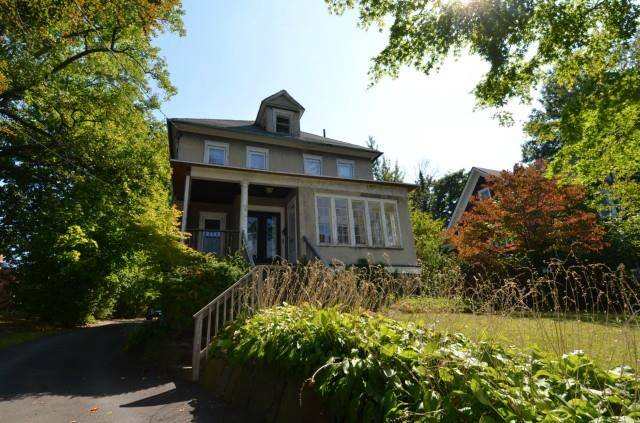 Luxury Single Family Home Sold in Greenwich CT 06830. Old victorian house near waterfront with 1 car garage.