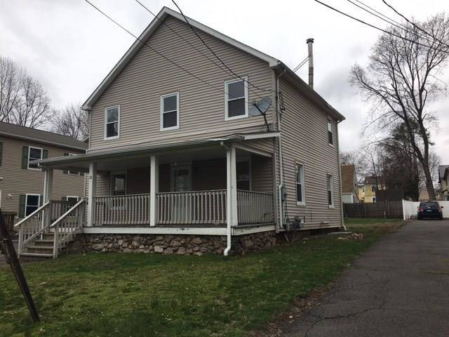 Single Family Home Rented in Stamford CT 06907. Old colonial house near waterfront.