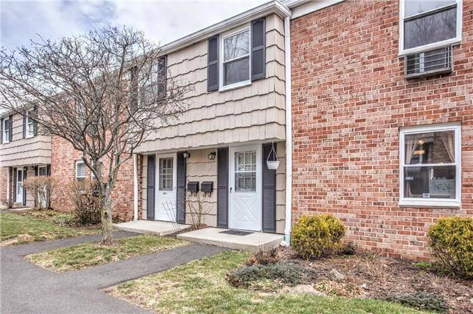 Condo Home Sold in Stamford CT 06907.  townhouse near waterfront with swimming pool and 1 car garage.