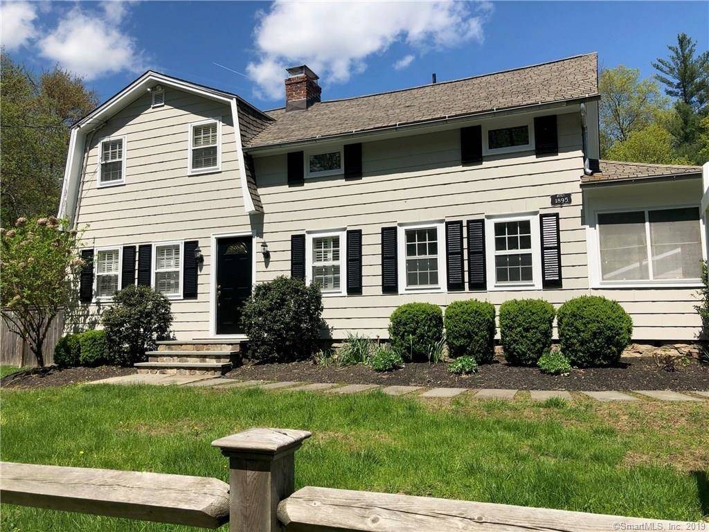 Single Family Home Sold in Monroe CT 06468. Old colonial farm house near waterfront with swimming pool and 2 car garage.