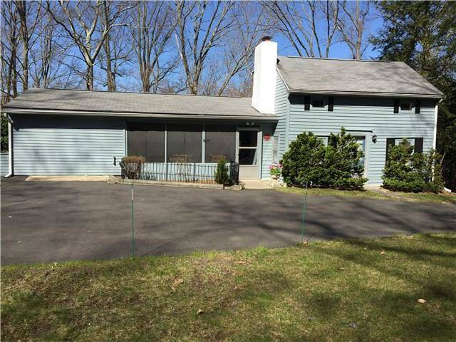 Single Family Home Sold in Stamford CT 06903. Old antique cape cod house near beach side waterfront.