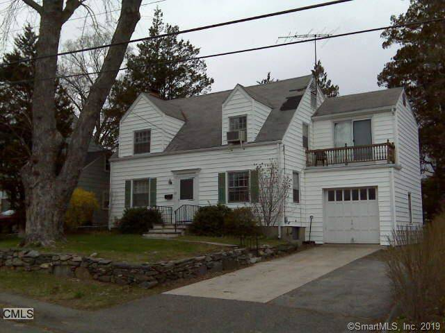 Multi Family Home Rented in Stamford CT 06905. Old colonial house near waterfront with 1 car garage.
