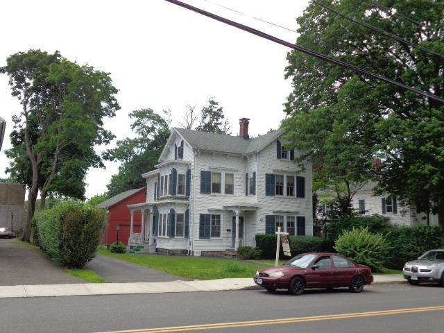 Short Sale: Multi Family Home Sold in Norwalk CT 06851. Old  house near beach side waterfront with 4 car garage.