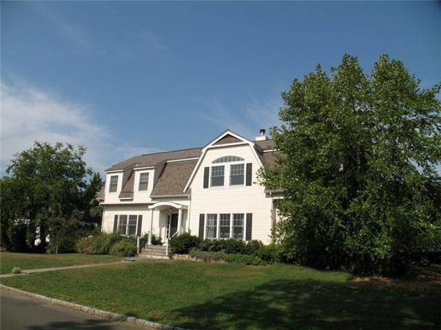 Single Family Home Rented in Greenwich CT 06870. Colonial house near beach side waterfront with 2 car garage.