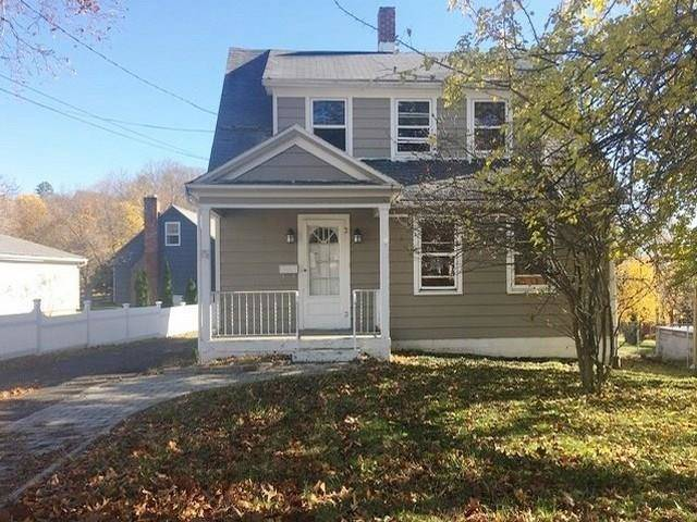 Foreclosure: Single Family Home Sold in Danbury CT 06811.  cape cod house near waterfront with 1 car garage.