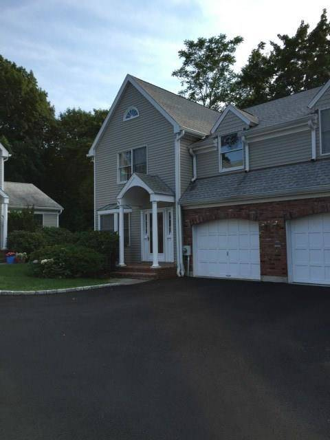 Condo Home Rented in New Canaan CT 06840.  townhouse near waterfront with 1 car garage.