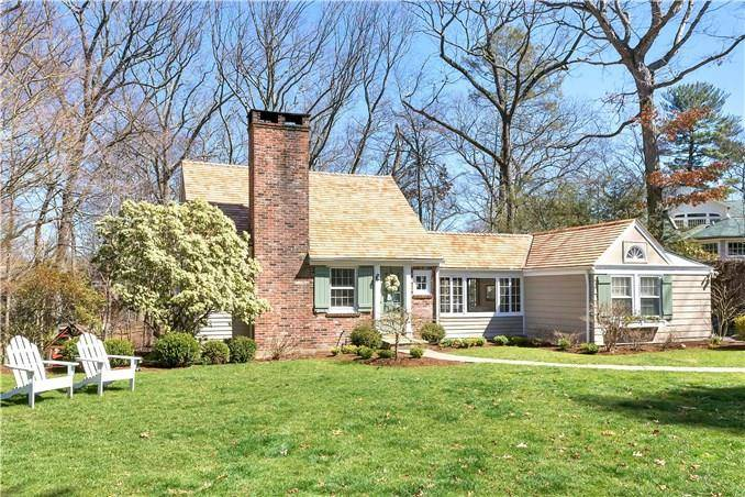 Single Family Home Sold in Westport CT 06880. Old  cape cod house near river side waterfront.