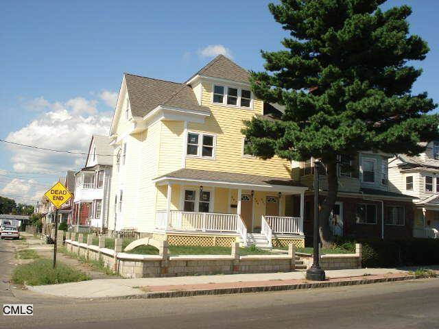 Multi Family Home Sold in Bridgeport CT 06607.  house near waterfront.