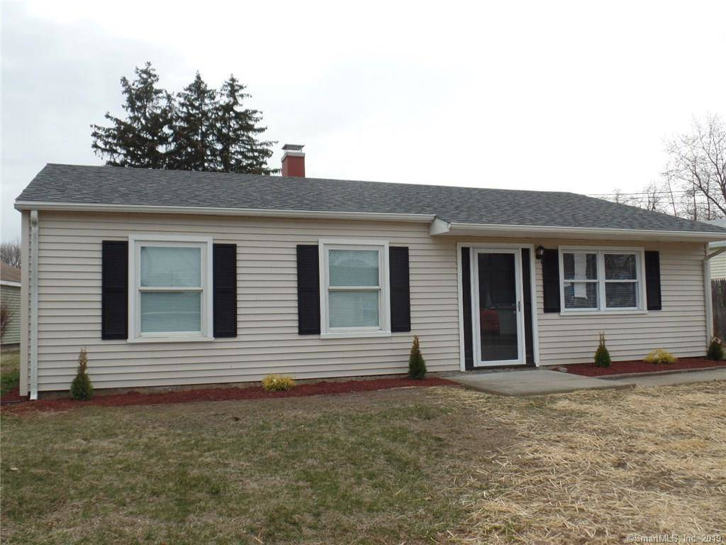 Single Family Home Sold in Bridgeport CT 06606. Ranch house near beach side waterfront with 1 car garage.