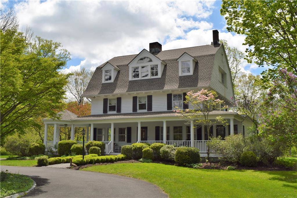 45 Peaceable Street In Ridgefield Ct Is A Single Family