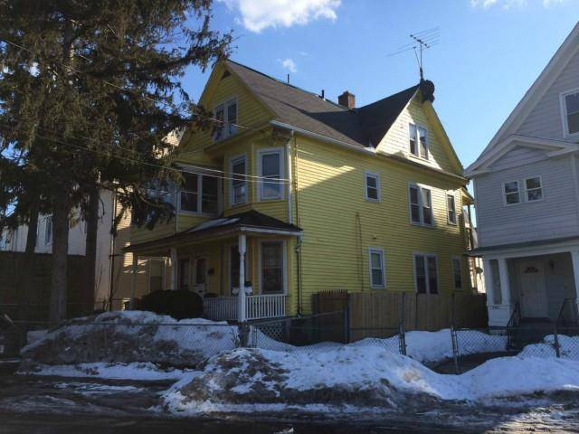 Short Sale: Multi Family Home Sold in Bridgeport CT 06604. Old  house near waterfront.
