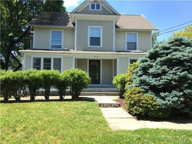 Multi Family Home Rented in Westport CT 06880. Old victorian house near river side waterfront.