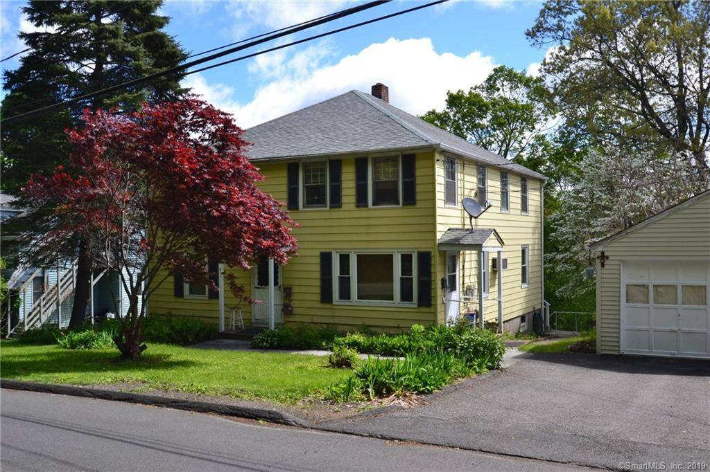 Multi Family Home Sold in Danbury CT 06810.  house near waterfront with 2 car garage.