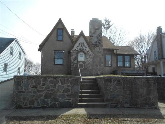 Foreclosure: Single Family Home Sold in Stratford CT 06614. Old tudor house near waterfront with 1 car garage.