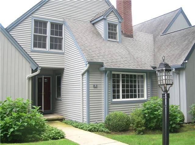 Condo Home Sold in Fairfield CT 06825.  townhouse near beach side waterfront with swimming pool and 2 car garage.