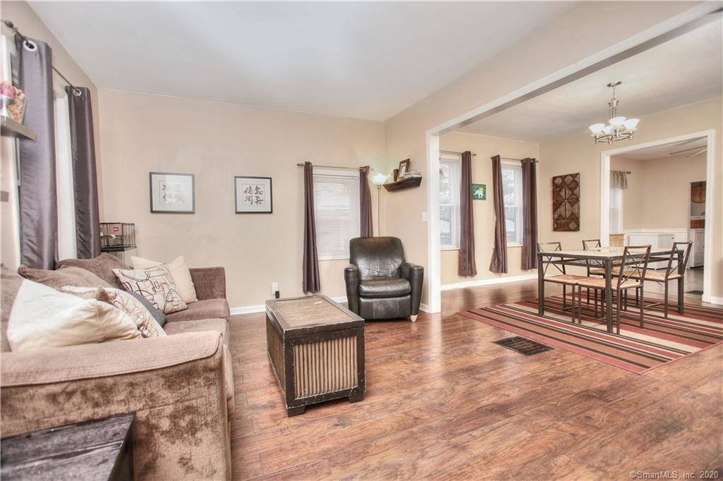Single Family Home For Sale in Stratford CT 06615. Old ranch house near waterfront.