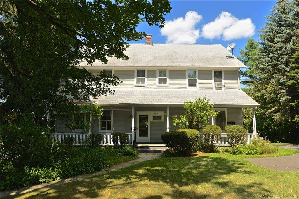 Multi Family Home Sold in Danbury CT 06810. Old  house near waterfront with 3 car garage.