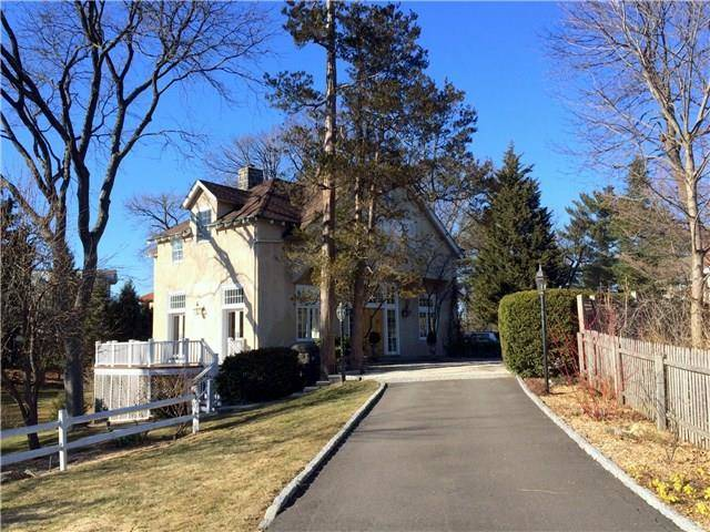 Single Family Home Rented in Greenwich CT 06830. Old  cottage house near waterfront.