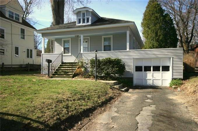 Single Family Home Sold in Danbury CT 06810. Old  bungalow house near waterfront with 1 car garage.