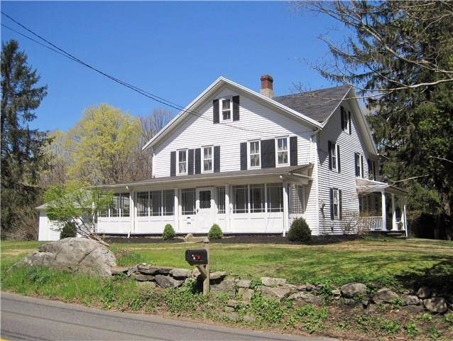 Single Family Home Sold in Bethel CT 06801. Old colonial, antique house near waterfront with 1 car garage.