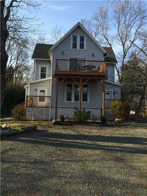 Multi Family Home Sold in Westport CT 06880. Old  house near beach side waterfront.