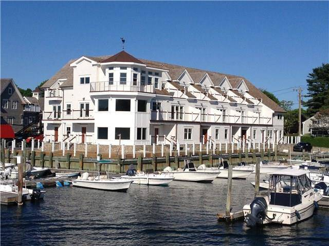 Condo Home Sold in Norwalk CT 06853.  townhouse near beach side waterfront with 1 car garage.