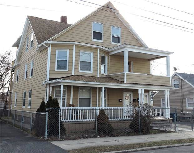 Multi Family Home Rented in Bridgeport CT 06610. Old  house near waterfront.