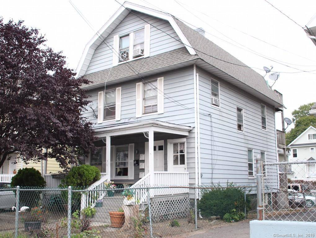 Multi Family Home Sold in Norwalk CT 06854. Old  house near waterfront with 1 car garage.