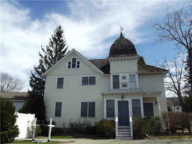 Multi Family Home Rented in Ridgefield CT 06877. Old victorian house near waterfront.