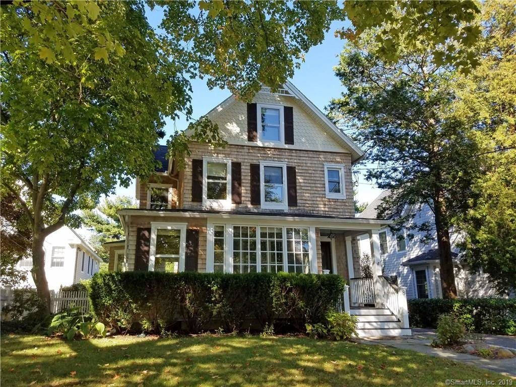 Single Family Home Sold in Greenwich CT 06870. Old  farm house near waterfront.