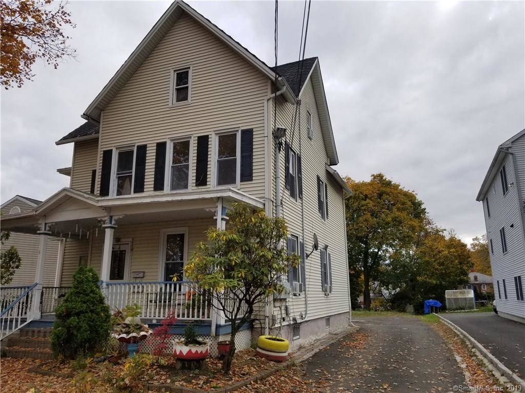 Short Sale: Multi Family Home Sold in Danbury CT 06810. Old  house near waterfront.