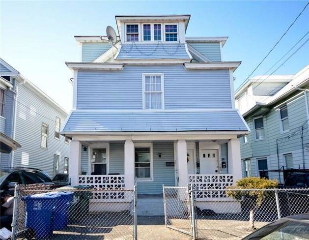 Short Sale: Multi Family Home Sold in Bridgeport CT 06608. Old  house near waterfront.