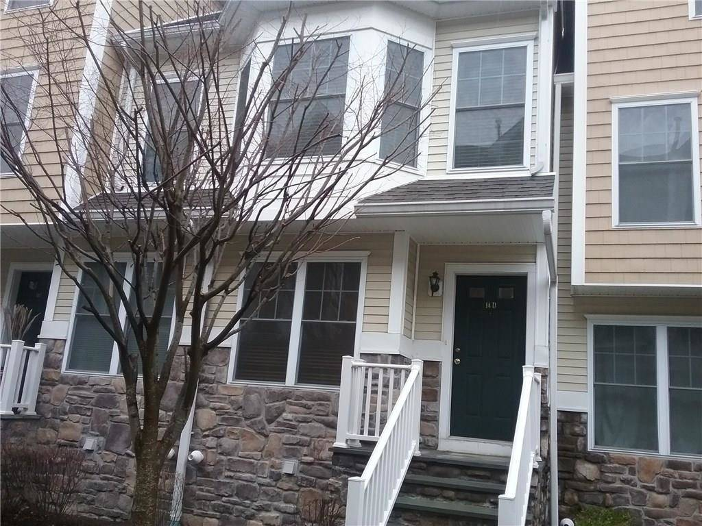 Condo Home Rented in Stamford CT 06907.  townhouse near waterfront with swimming pool and 1 car garage.