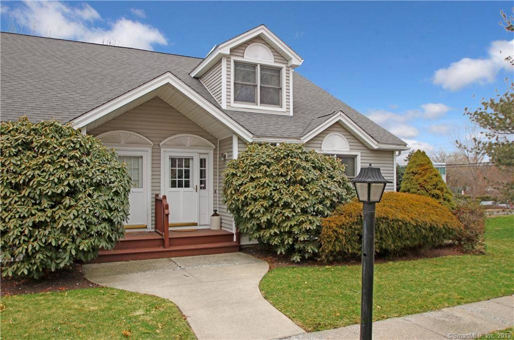 Condo Home Sold in Stratford CT 06614.  townhouse near waterfront with 1 car garage.