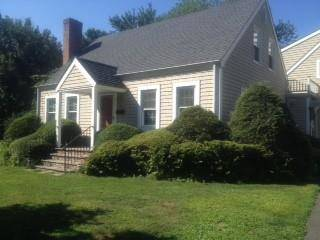 Single Family Home Rented in Fairfield CT 06890.  cape cod house near waterfront.
